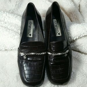 Brighton Brown Loafers